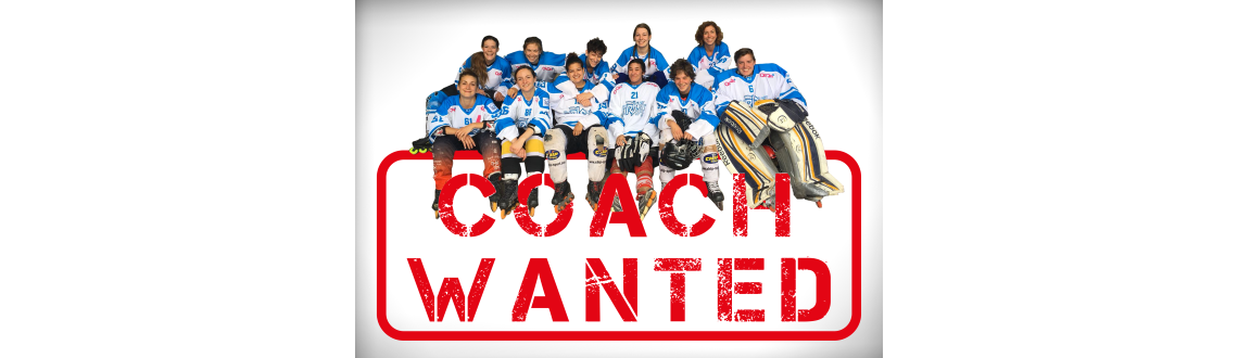 Coach WANTED